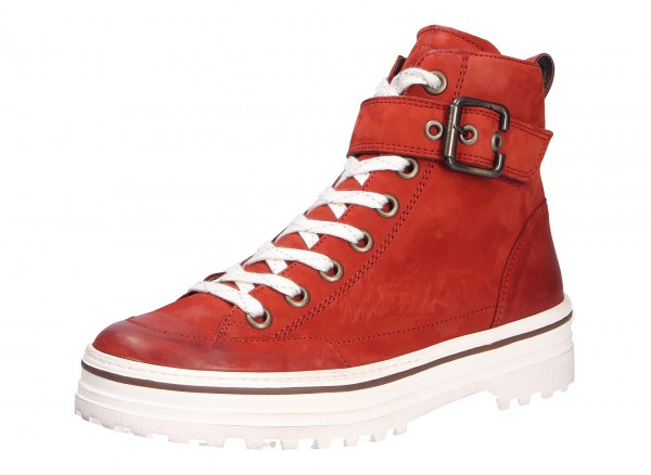 Paul Green Damen Sneakerboot