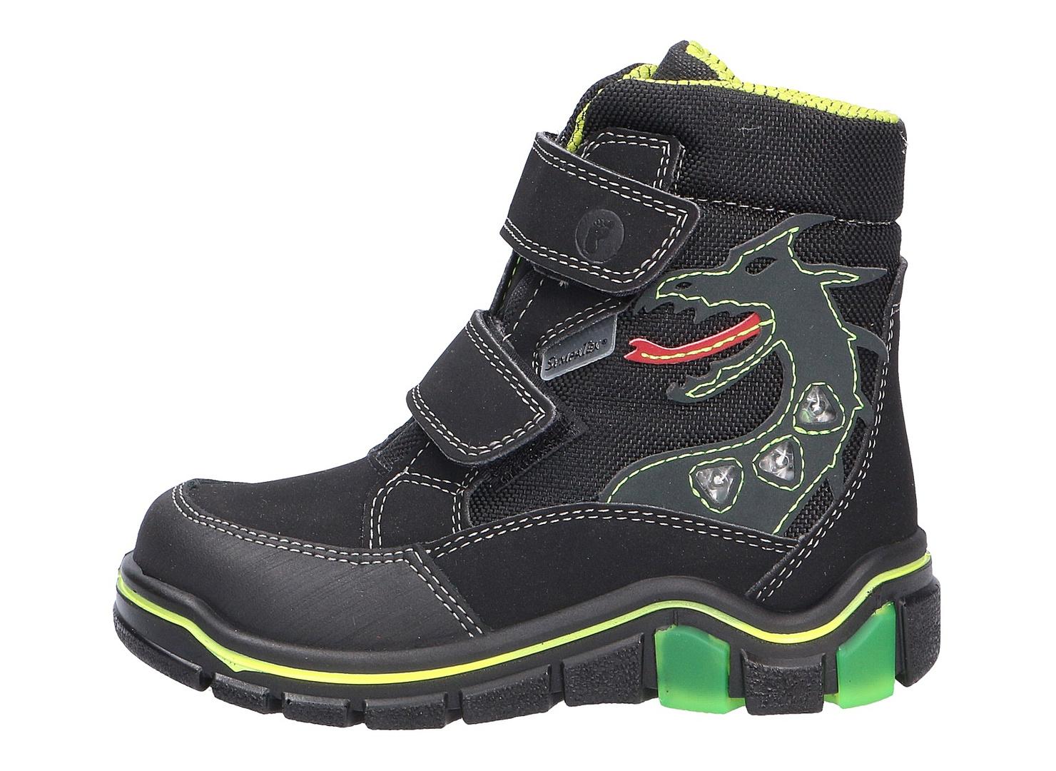 Wasserdichte Ricosta Schuhe für Jungen mit medium Breite