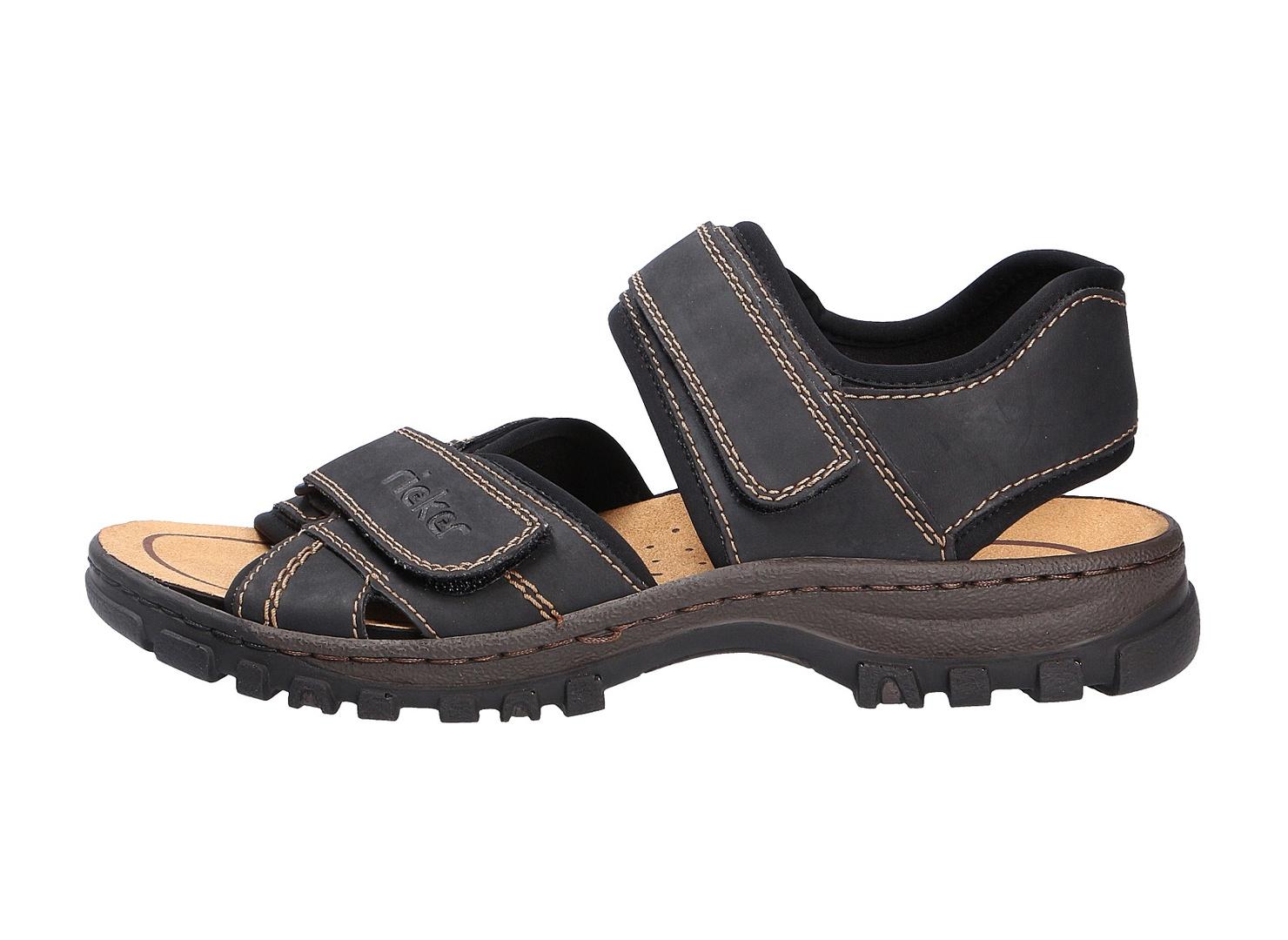 Rieker Herren Sandale | Komfort Sandalen | SANDALEN | HERREN
