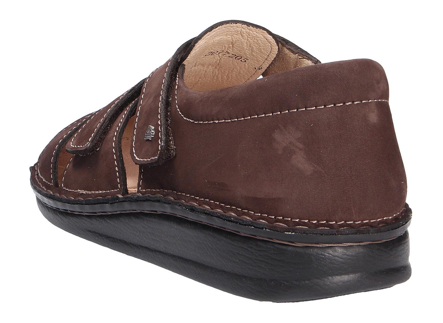 Finn Comfort Herren Sandale | Komfort Slipper | SLIPPER